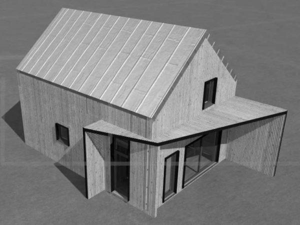 Maison modulaire – Habitat léger