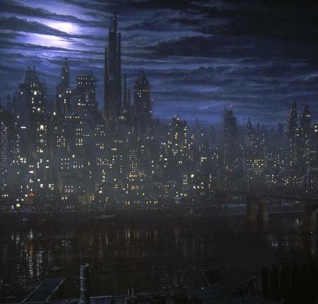 Gotham City : une ville à l'image de son héros