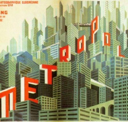 Le cinéma expressionniste allemand et l'architecture du XXe siècle
