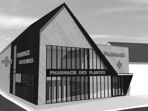 Pharmacie des plantes à Lens