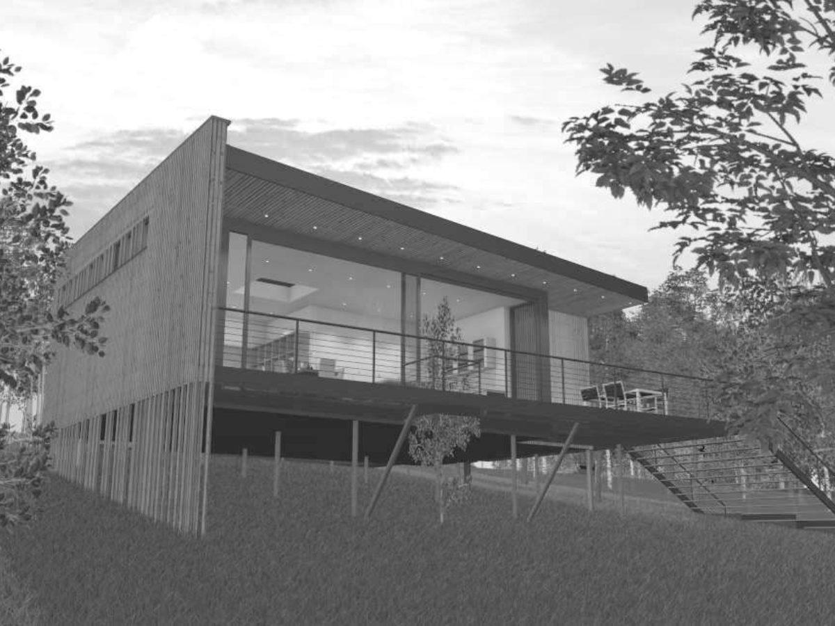 Villa en écoconstruction à Charleroi