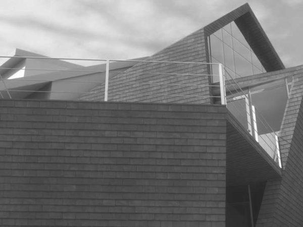 Villa façon Libeskind